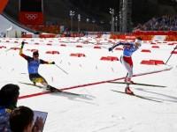 Золото в командном лыжном двоеборье взяли норвежцы