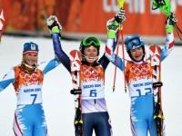 Олимпийской чемпионкой в слаломе стала Микаэла Шиффрин