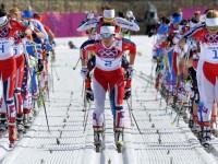 Марит Бьорген выиграла лыжную гонку на 30 километров