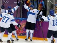 Финские хоккеисты выиграли бронзу Олимпийских игр в Сочи