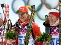 Дарья Домрачева стала двукратной олимпийской чемпионкой!