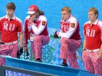 Мужская сборная России по керлинг не прошла в плей-офф