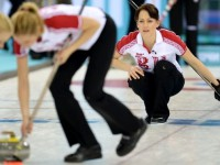Женская сборная России по керлингу на Олимпийских играх 2014 года