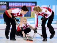 Женская сборная России по керлингу обыграла сборную США