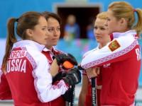 Женская сборная России по керлингу 2014