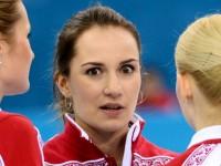 Женская сборная России по керлингу завершила олимпийский турнир в Сочи