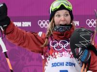Олимпийской чемпионкой в слоуп-стайле стала канадка Дара Хоуэлл