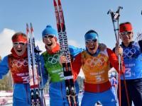 Российские лыжники впервые за 26 лет выиграли медаль в эстафете!