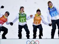 Олимпийскими чемпионами в командных прыжках с трамплина стала сборная Германии