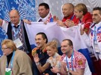 Фигуристы принесли России первое золото Олимпийских игр в Сочи
