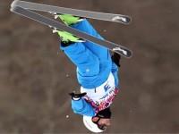 Олимпийским чемпионом в лыжной акробатике стал белорус Антон Кушнир