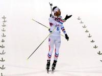 Мартен Фуркад стал олимпийским чемпионом в гонке преследования