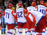 Сборная России по хоккею завершила олимпийский турнир