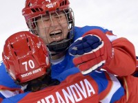 Хоккей. Женщины. Группа «Б». Россия – Швеция 3:1