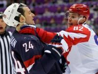 Россия - США - Олимпийские игры 2014 года в Сочи