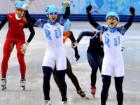 Россияне сделали победный дубль на 1000-метровке в шорт-треке