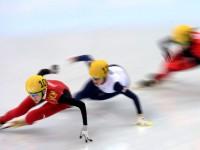 Китаянка Ли – олимпийская чемпионка по шорт-треку на 500-метровке