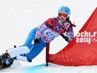 Алена Заварзина стала бронзовым призёром Олимпийских игр 2104 года в параллельном гигантском слаломе