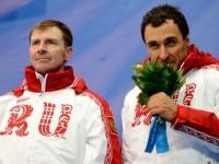 Александр Зубков и Алексей Воевода завоевали золотые медали в бобслее