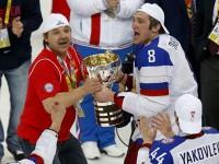 Сборная России - чемпион мира по хоккею 2014 года!!!