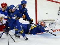 Россия – Швеция 3:1