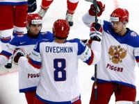 Россия - Швейцария 5:0