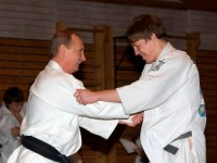 Иван Нифонтов и Владимир Путин