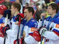 Канада - Россия 6:1
