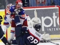 Россия - Словакия 3:2