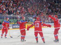 Сборная России по хоккею 2016