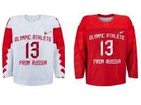 Форма сборной России на Олимпийские игры 2018 года