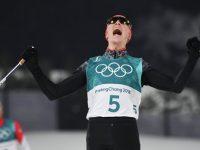 Немцы взяли золото в лыжном двоеборье