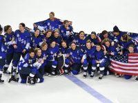 Женская сборная США по хоккею