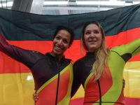 Мариама Яманка и Лиза Буквитц