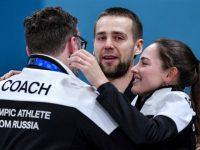 Александр Крушельницкий и Анастасия Брызгалова – бронзовые призёры Олимпийских игр в миксте