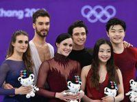 Победители танцев на льду - Олимпийские игры 2018 года