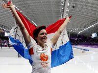 Йорин Тер Морс стала трёхкратной олимпийской чемпионкой