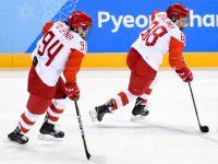 Россия – Швейцария 6:2