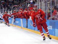 Российские хоккеисты разгромили США со счетом 4:0