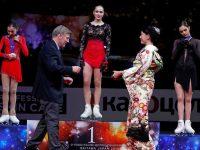 Загитова - чемпионка мира 2019