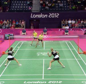 Бадминтон на Олимпийских играх 2012 года