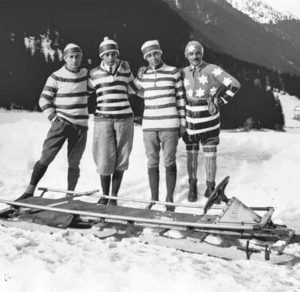 Соревнования по бобслею (1924 год)