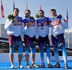 Александр Зубков, Дмитрий Труненков, Алексей Негодайло, Алексей Воевода