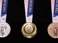 Медали Олимпиады в Токио